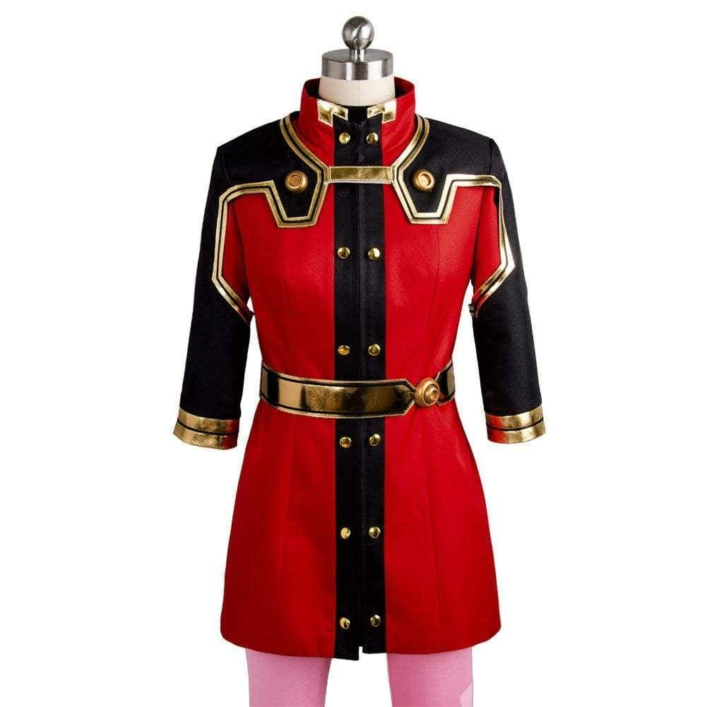 Sword Art Online Sao The Movie Ordinal Scale Film Lisbeth Cosplay Costumes - SpiritCos