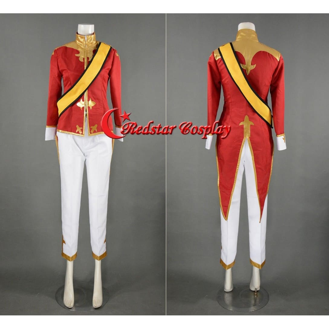 Syaoran Cosplay (Movie 2) From Cardcaptor Sakura  - Custom Made In Any Size - SpiritCos