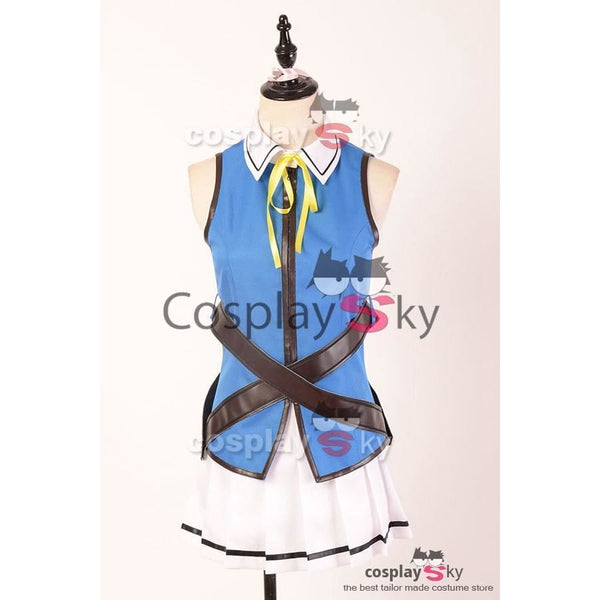 Taboo Tattoo Bluesy Izzy Fluesy Cosplay Costume - SpiritCos