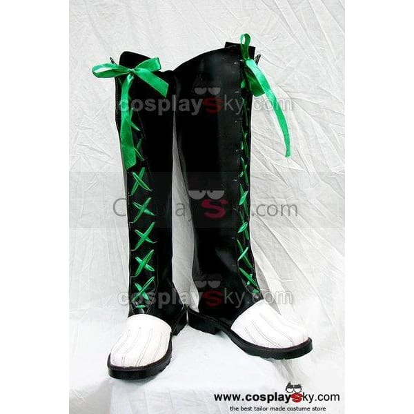 Tales Of Innocence Ricardo Soldato Cosplay Boots Custom Made - SpiritCos