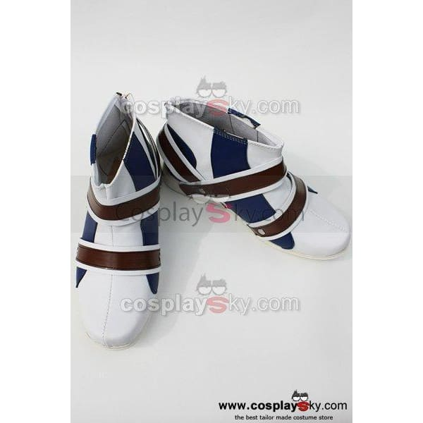 Tales Of Symphonia Kratos Aurion Cosplay Shoes Boots - SpiritCos