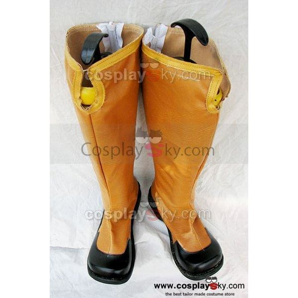 Tales Of The Abyss Guy Cecil Cosplay Boots Shoes - SpiritCos