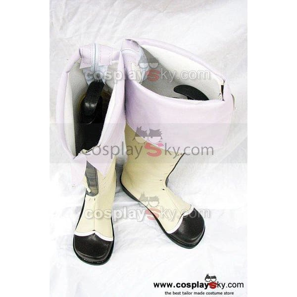 Tales Of Vesperia Yuri Lowell Cosplay Boots Shoes - SpiritCos