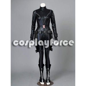 The Avengers Black Widow Natasha Romanoff Cosplay Costume mp002507 - SpiritCos