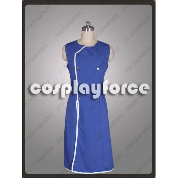 The Instructor Of Aerial Combat Wizard Candidates Chloe Zeveni Cosplay Costume Mp002397 - SpiritCos