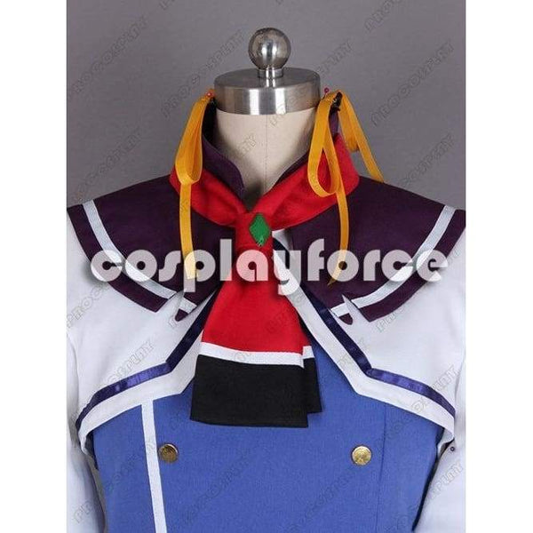 The Instructor Of Aerial Combat Wizard Candidates Julie Frostor Cosplay Costume Mp002396 - SpiritCos