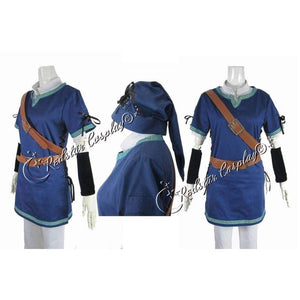 The Legend of Zelda Link cosplay costume - Custom made in Any size - SpiritCos