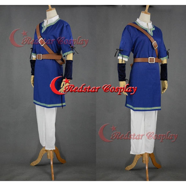 The Legend Of Zelda Link Cosplay Costume (Ver.B) - Custom Made In Any Size - SpiritCos