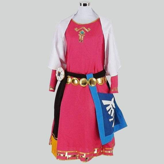 The Legend Of Zelda Princess Zelda Cosplay Costumes - SpiritCos
