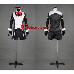 Vocaloid Hatsune Miku Project Diva 2Nd Luka Cosplay Costume - Costume Made In Any Size - SpiritCos