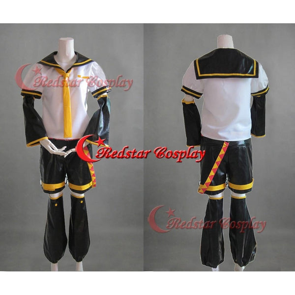 Vocaloid Kagamine Len Cosplay Costume - Custom Made In Any Size - SpiritCos