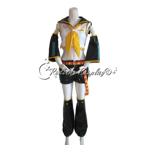 Vocaloid Kagamine Rin or Len Cosplay Costumes - Custom made in Any size - SpiritCos