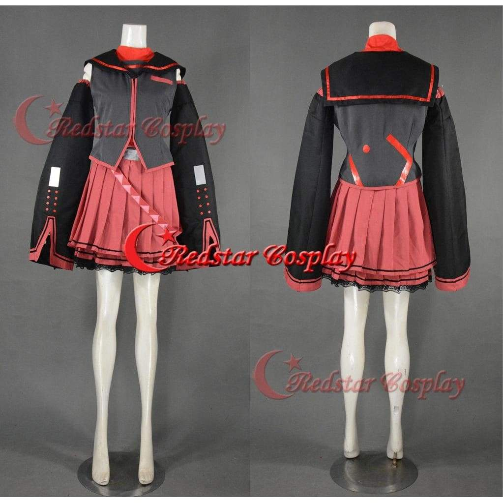 Vocaloid Sukone Tei Cosplay Costume - Costume Made In Any Size - SpiritCos