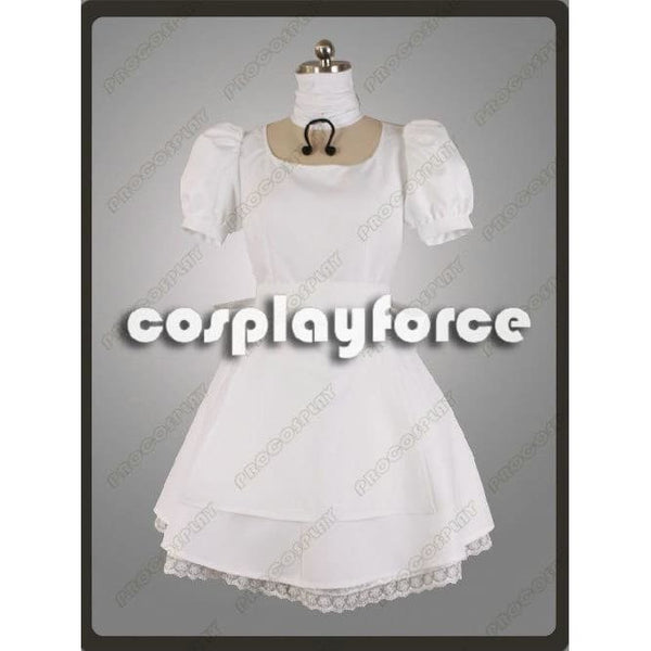 White Alice: Madness Returns Maid Cosplay Costume - SpiritCos