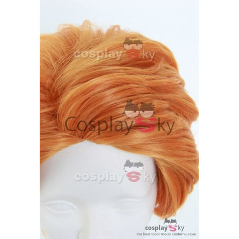 Zootopia Fox Nick Cosplay Wigs Orange - SpiritCos