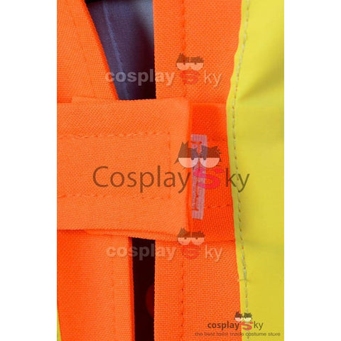 Zootopia Rabbit Judy Traffic Police Uniform Cosplay Costume - SpiritCos