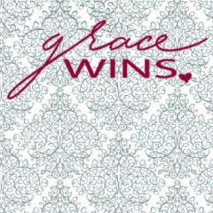 Grace Wins Digital Cut Files SVG DXF PNG