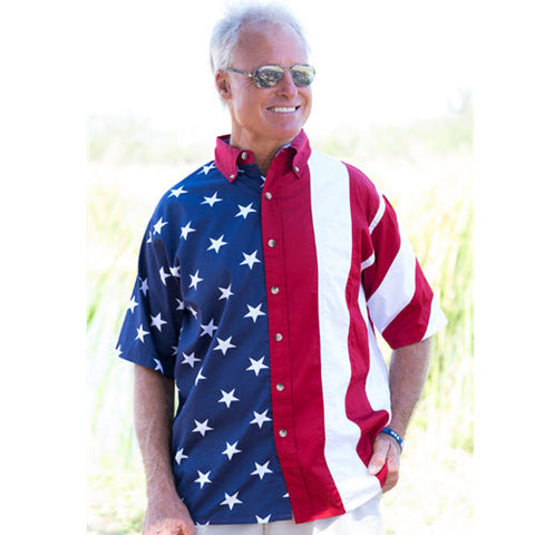 American Flag Shirt - 4th of july shirts
