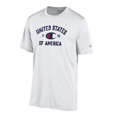 Champion American Flag TShirt - 4th of july shirts