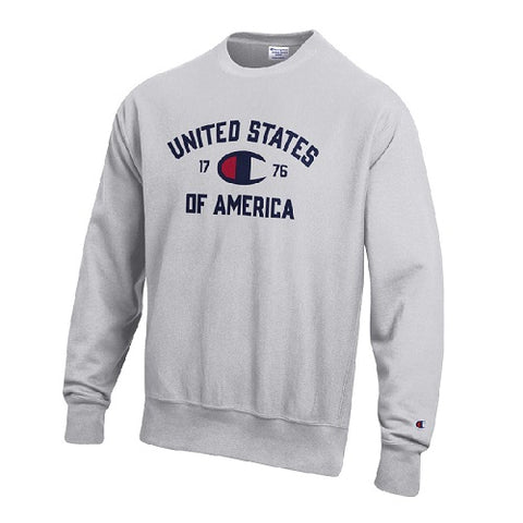 Champion Patriotic Sweatshirt - 4th of july shirts