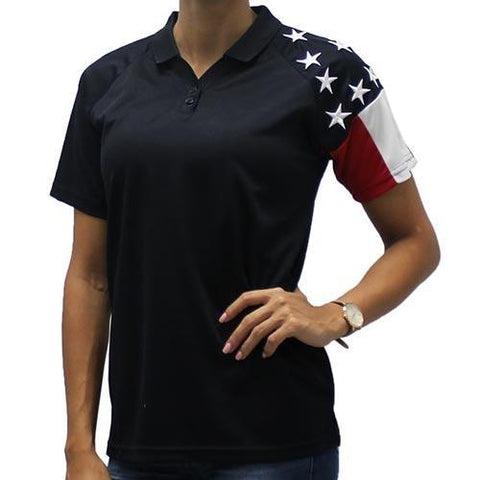 Ladies Freedom Flag Shirt - 4th of july shirts