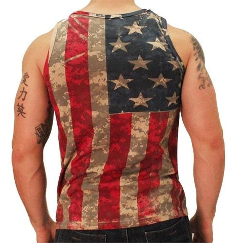 Patriotic Tank Top - 4th of july shirts