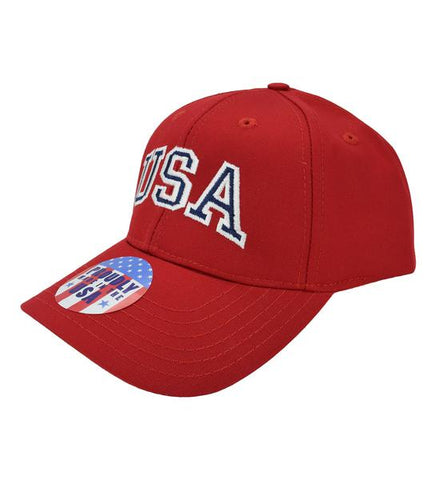 American Made Baseball Cap - 4th of july shirts