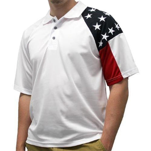 Freedom Tech Shirt White - 4th of july shirts