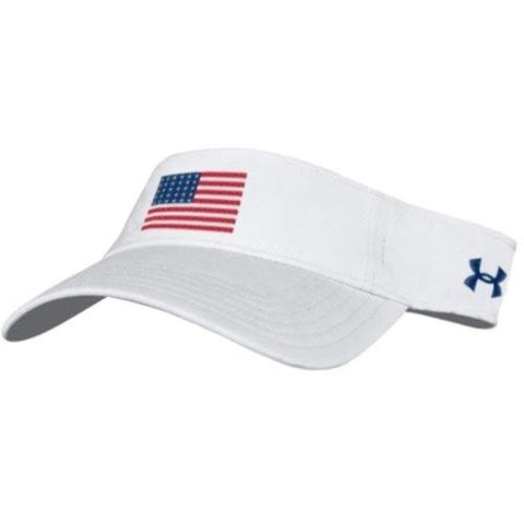 Patriotic Under Armour Renegade Visor - 4th of july shirts