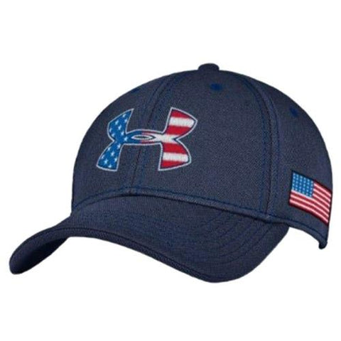 Patriotic Under Armour Stretch Fit Cap - 4th of july shirts