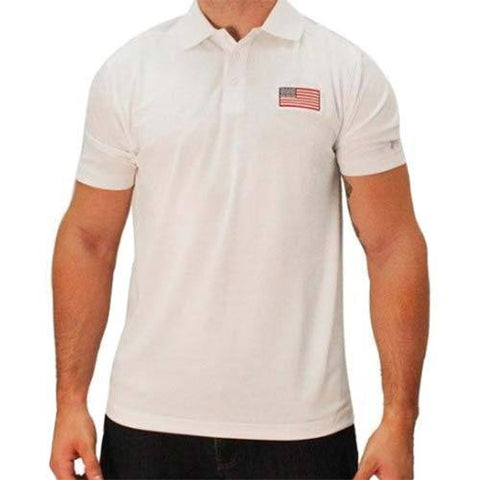 Under Armour Patriotic Performance Polo - 4th of july shirts