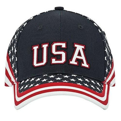 4th of July Stars and Stripes Hat - 4th of july shirts
