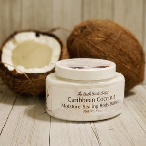 Caribbean Coconut Body Butter