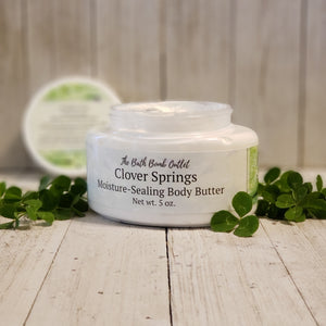 Clover Springs Body Butter
