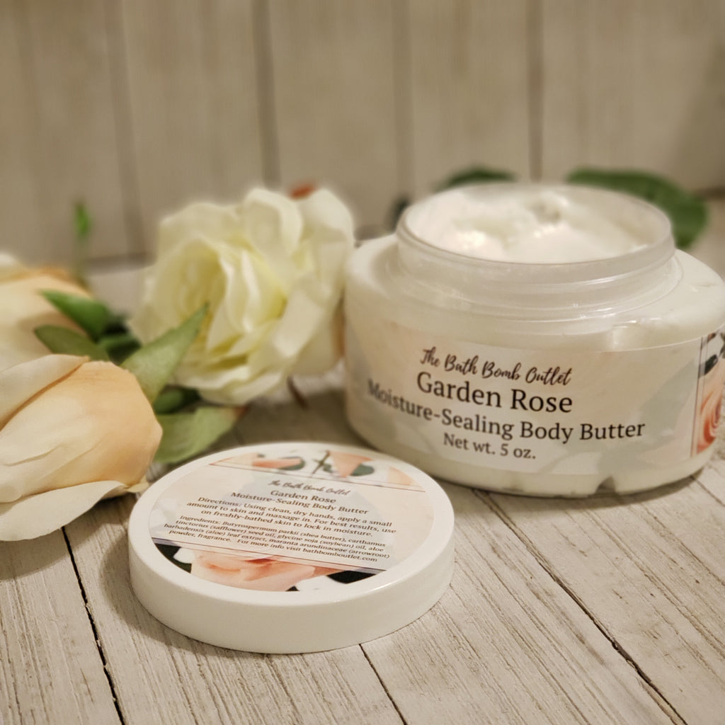 Garden Rose Body Butter