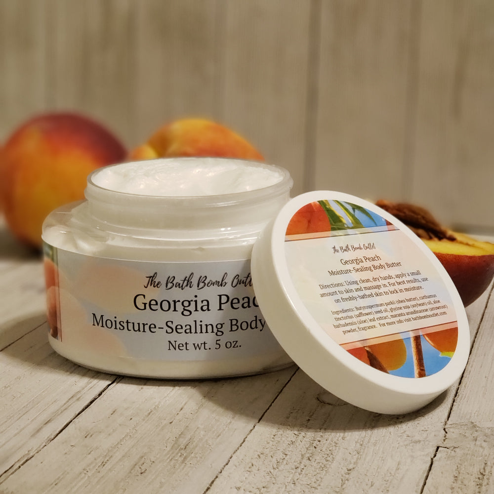 Georgia Peach Body Butter
