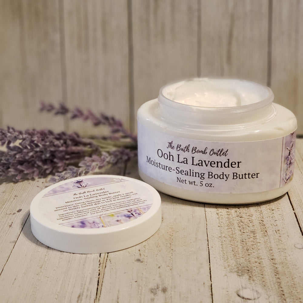 Ooh La Lavender Body Butter