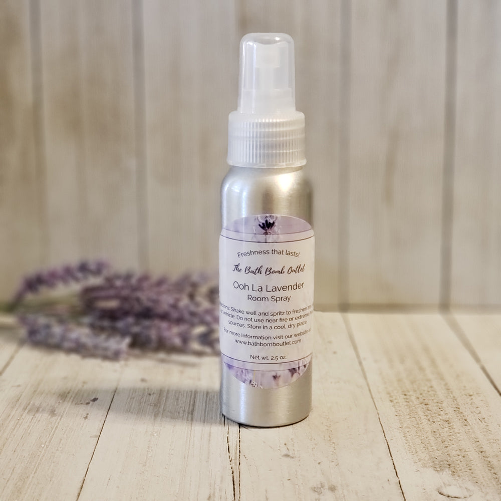 Ooh La Lavender Room Spray