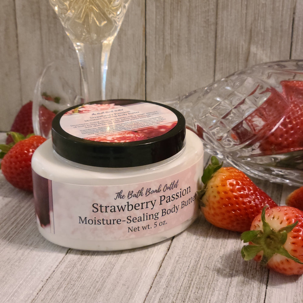 Strawberry Passion Body Butter