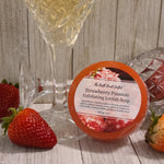 Strawberry Passion Loofah Soap