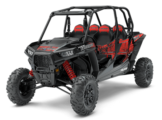 2017 Polaris RZR XP 1000 4 Seater Rental (Half Day)