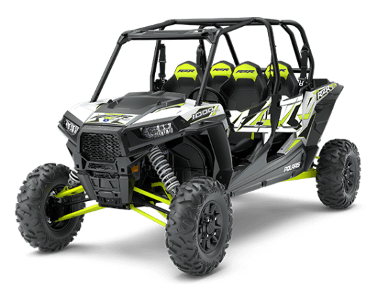 Polaris RZR XP 1000 4 Seater Rental (Full Day)