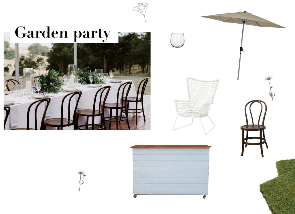 Range Event Hire Garden Party Office Christmas Styling Ideas Toowoomba Brisbane Gold Coast Party Hire