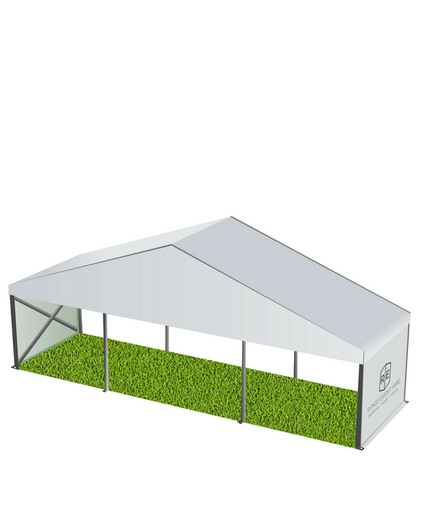 Marquee 10 metre WHITE