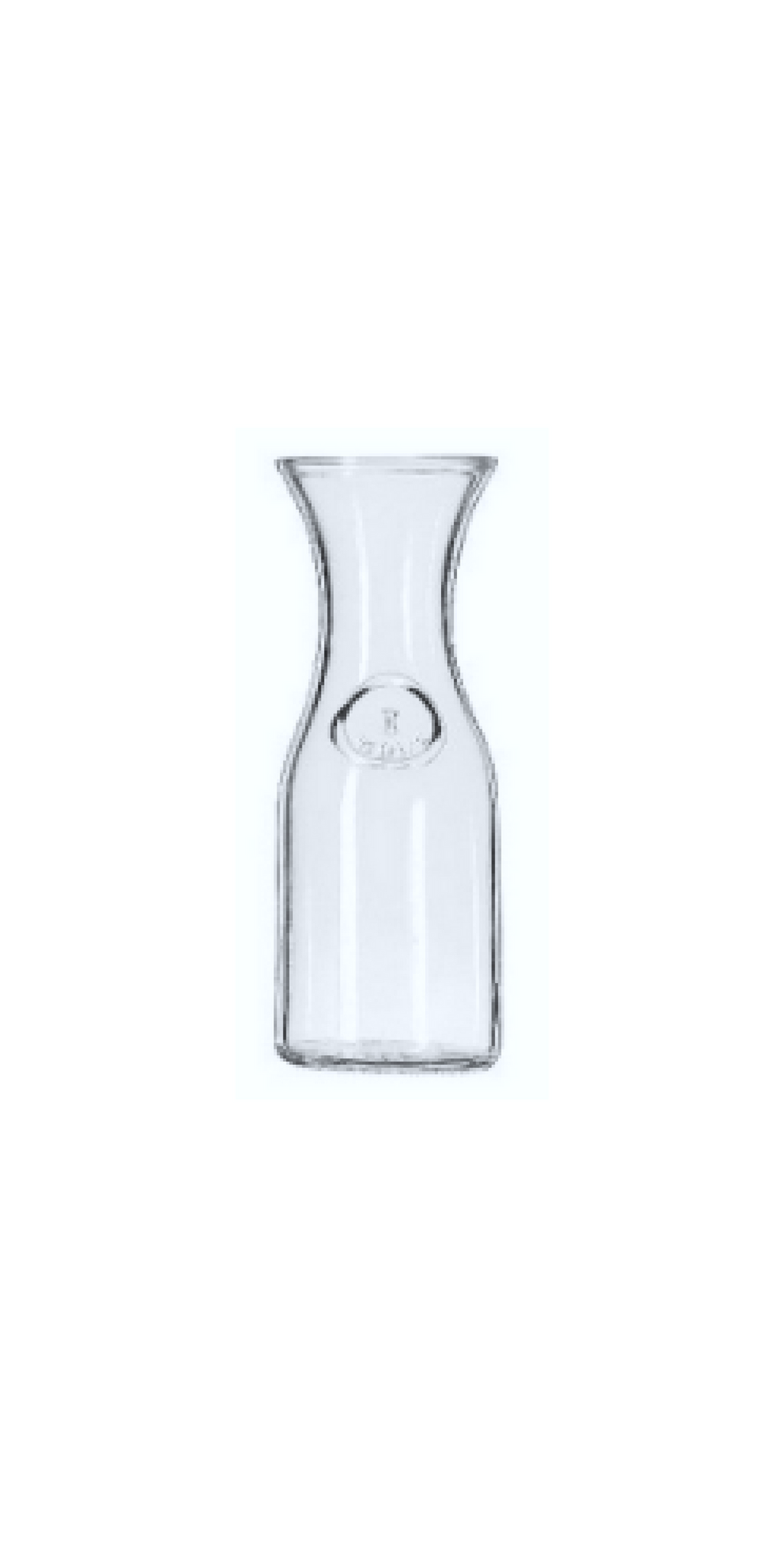 Glass - Wine Carafe