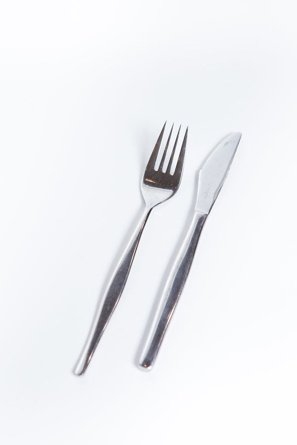 Cutlery - Dinner Knife - Pointed