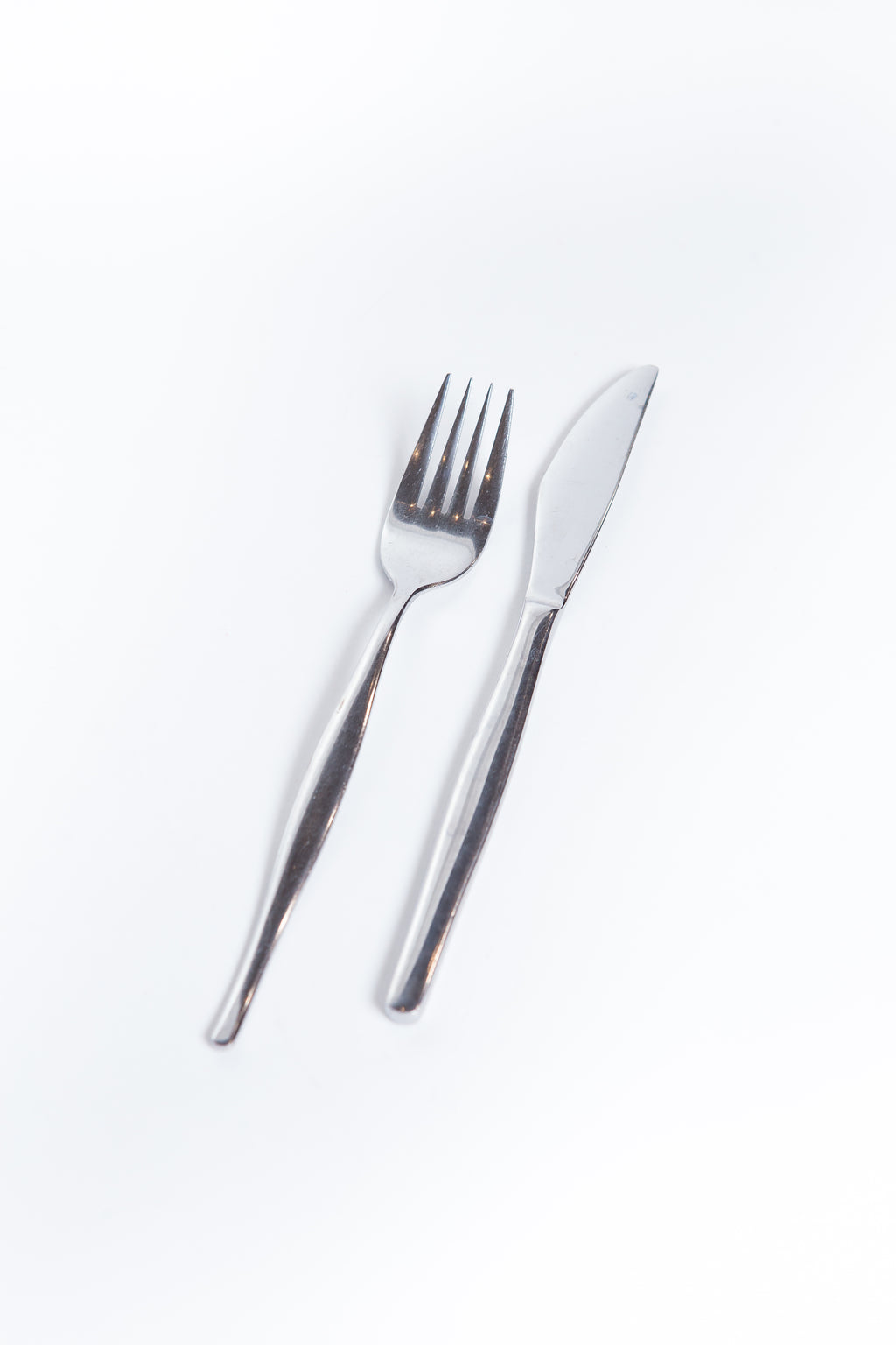 Cutlery - Bread / Entree Knife - Pointed
