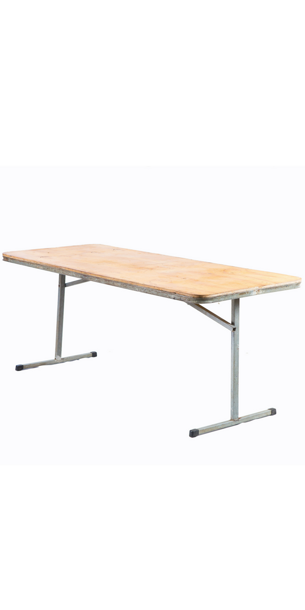 Rectangle 6ft Table