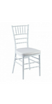 Tiffany Chair - White