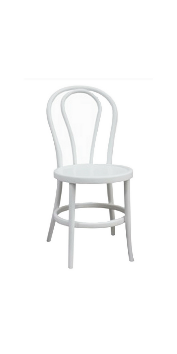 Bentwood Chair - White
